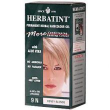Herbatint, 純天然植物染髮劑, 4.5 fl oz - 9N