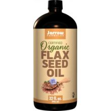 Jarrow Formulas, Organic Flaxseed Oil, 32 fl oz (946 ml)