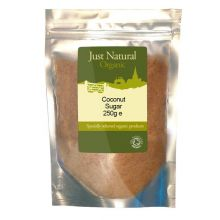 Just Natural, Organic Coconut Sugar 250g