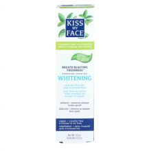 KISS MY FACE  Whitening Toothpaste, 3.4 oz
