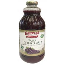 Lakewood, Organic Concord Grape Juice, 946 ml