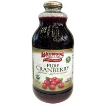 Lakewood, Organic Cranberry Juice, 946 ml