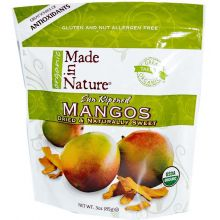 Made in Nature, Organic Mangoes, 3 oz