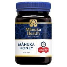 Manuka Health 蜜紐康 MGO 115+ 麥蘆卡蜂蜜 500g
