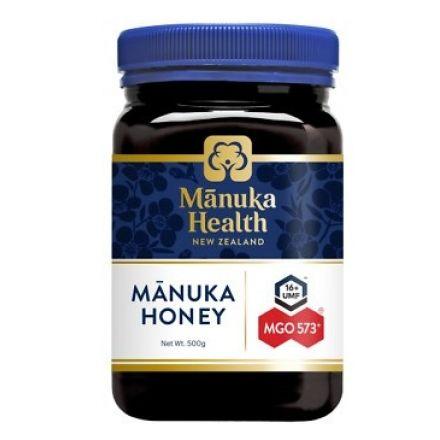 Manuka Health 蜜紐康 MGO 573+ 麥蘆卡蜂蜜 500g