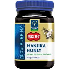 Manuka Health 蜜紐康 MGO 550+ 麥蘆卡蜂蜜 500g
