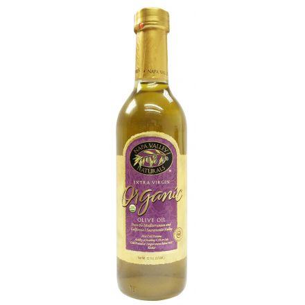 Napa Valley, 有機冷壓初榨橄欖油, 375ml