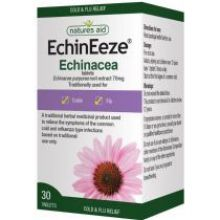 Natures Aid, EchinEeze® (Echinacea) 70mg, 90 Tablets