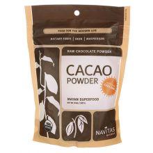 Navitas Naturals, Cacao Powder, Raw Chocolate Powder, 8 oz (227g)