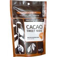 Navitas Naturals, Cacao Nibs, 4oz