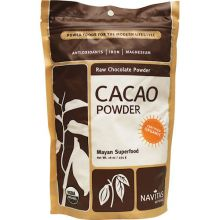 Navitas Naturals, Cacao Powder, Raw Chocolate Powder, 16 oz (454 g)