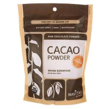 Navitas Naturals, Cacao Powder, Raw Chocolate Powder, 8 oz (227g)