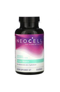Neocell, Glow Matrix, 神经醯胺透明质酸, 90粒胶囊