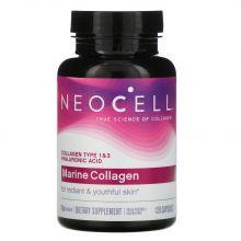 NeoCell, 海洋膠原蛋白, 2000 mg, 120 粒