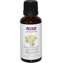 Now Essential Oils, Jasmine Absolute, 1 fl oz (30 ml)