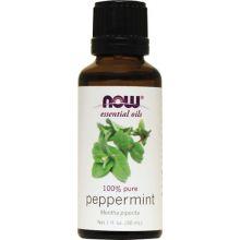 Now Essential Oils, Peppermint, 1 fl oz (30 ml)