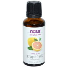Now Essential Oils, Grapefruit, 1 fl oz (30 ml)
