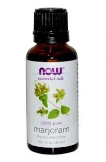 Now Foods Marjoram Essential Oil 30ml
