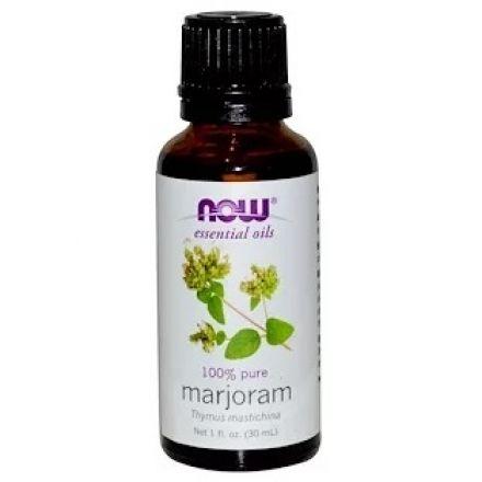 Now Foods Marjoram Essential Oil 30ml