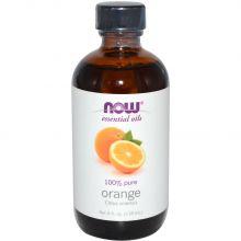 Now Essential Oils, Orange 118 ml