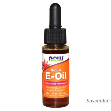 Now Foods, 純天然 維他命E油, 23,000 IU, 1 fl oz (30 ml)