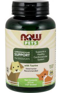 Now Foods, Pets 宠物, 猫狗心血管保健 4.5oz