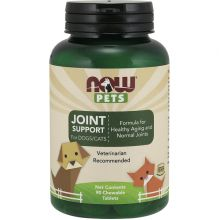 Now Foods, Pets,  Joints Support Dog & Cat Supplement, 90 tablets