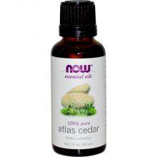 Now Essential Oils, Atlas Cedar, 1 fl oz (30 ml)