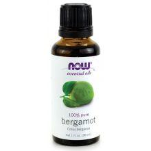 Now Essential Oils, Bergamot, 1 fl oz (30 ml)