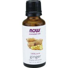 Now Essential Oils, Ginger, 1 fl oz (30 ml)