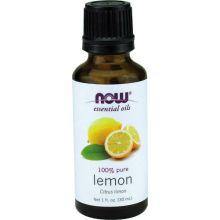 Now Essential 檸檬精油, 1 fl oz (30 ml)