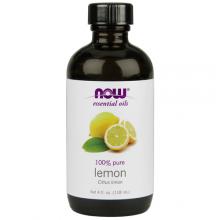 Now Essential Oils, Lemon 118 ml