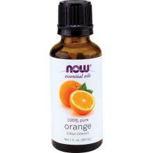 Now Essential 甜橙精油, 1 fl oz (30 ml)