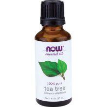 Now Essential 茶树精油, 1 fl oz (30 ml)
