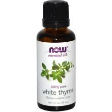 Now Essential Oils, White Thyme, 1 fl oz (30 ml)