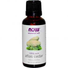Now Foods Atlas Cedar Essential Oil 30ml