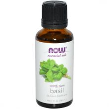 Now Foods Basil Essential Oil 30ml