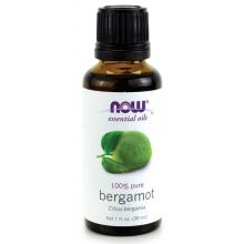 Now Foods Bergamot Essential Oil 30ml