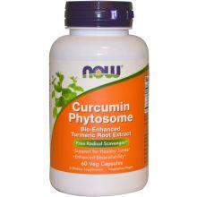 Now Foods, Curcumin Phytosome, 60 Veg Caps