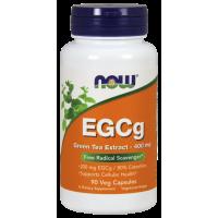 Now Foods, EGCg, Green Tea Extract, 400mg 90 Veg Capsules