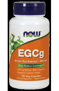 Now Foods, EGCg 绿茶素, 400mg, 90粒 素食胶囊