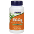 Now Foods, EGCg,綠茶萃取物,400 mg, 90 粒植物膠囊