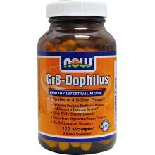 NOW Foods, Gr8-Dophilus, 120 Caps