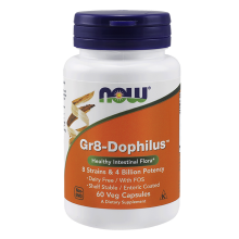 NOW Foods, Gr8-Dophilus, 60 Caps