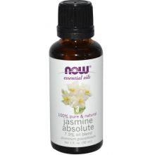 Now Foods Jasmine Absolute Essential Oil 30ml