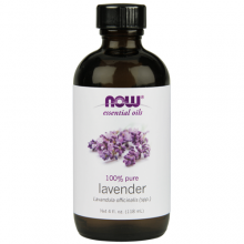Now Foods Lavender Essential Oil 118ml