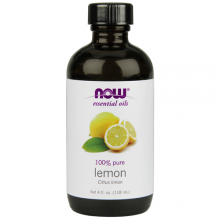 Now Foods Lemon Essential Oil 118ml