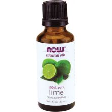 Now Foods Lime Essential Oil 30ml