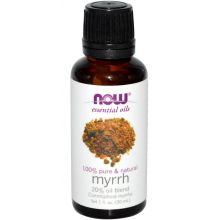 Now Foods Myrrh Essential Oil - Blend 30ml