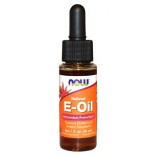 Now Foods, 純天然 維他命E油, 23,000 IU, 1 fl oz (30 ml)